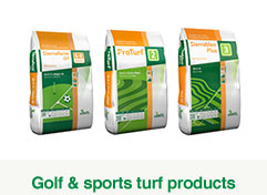 Golf & sports turf products